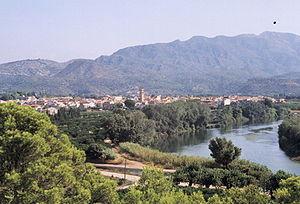 Xerta - Image: Vista general Xerta