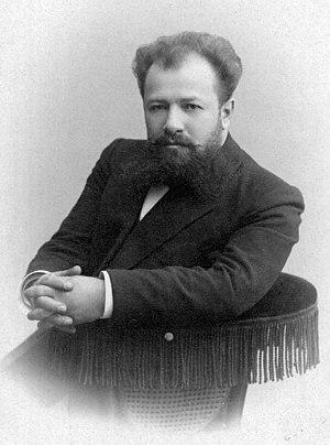 Vladimir Nemirovich-Danchenko - Vladimir Nemirovich-Danchenko