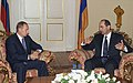 Vladimir Putin in Armenia 14-15 September 2001-6.jpg