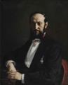 Vlaho Bukovac - Portret Nikole Boškovića, 1881.png