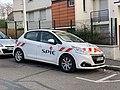 Voiture SPIE, rue Bataille (Lyon).jpg