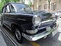 Volga Sedan in Street - Sheki - Azerbaijan (17645683404).jpg