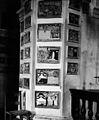 Votive tablets in the Church of Santa Marie de Bagni. Deruta. Wellcome M0007210.jpg