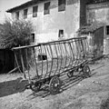 """Voz z """"žojo"""" za prevoz stelje, sena in drv, Belo 1953.jpg"""