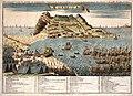 Vue perspective du siege de Gibraltar commence en 1779 par les Espagnols.jpeg