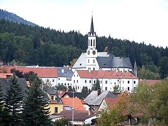 Vyšší Brod - Vyšší Brod Monastery