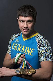 Vyacheslav Shyrshov swimmer