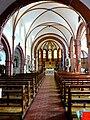 Wöllstein – kath. Kirche St. Remigius - Innenaufnahme - panoramio.jpg