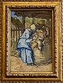 WLANL - MicheleLovesArt - Van Gogh Museum - The sheep shearer (after Millet), 1889.jpg