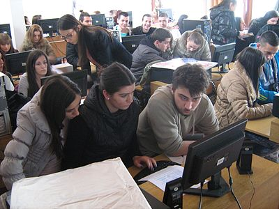 WMRS Educational program, Vranje, 2014-15.jpg