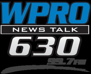 WEAN-FM - Image: WPRO (AM)&WEAN FM logo