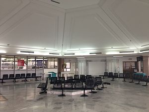 Tunis–Carthage International Airport - Departure gate area