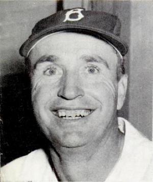 Baseball Hall of Fame balloting, 1983 - Image: Walter Alston 1954