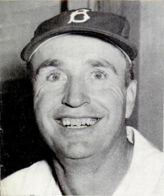 Walter Alston - Alston in 1955