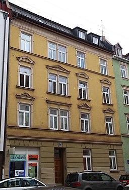Waltherstraße in München