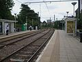 Wandle Park tramstop look east.JPG