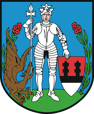 Jerichow - Former coat-of-arms of Jerichow