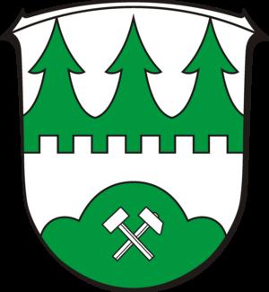 Nentershausen, Hesse - Image: Wappen Nentershausen (Hessen)