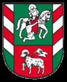 Das Wappen von Oberlungwitz