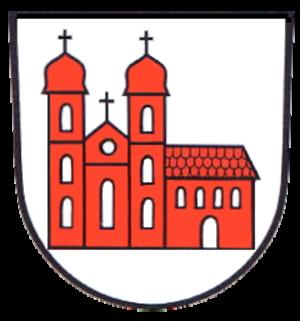 Sankt Märgen - Image: Wappen St Maergen