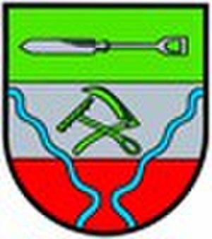 Wistedt - Image: Wappen der Gemeinde Wistedt