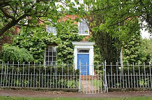 Wappenham - Gilbert Scott's Vicarage