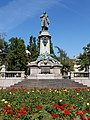 Warsaw - Adam Mickiewicz monument.jpg