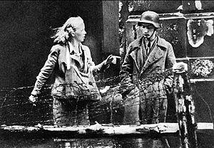 Jerzy Tomaszewski (photographer) - Image: Warsaw Uprising by Tomaszewski New Orders