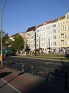 Warschauer Strasse Abschnitt