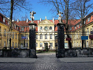 History of the Polish–Lithuanian Commonwealth (1764–95) - Piotr Tepper's palace in Warsaw