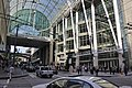 Washington State Convention Center lobby and skybridge from 7th & Pike.jpg
