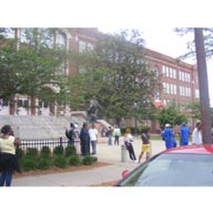 Washington High School (Atlanta) - Image: Washington high school