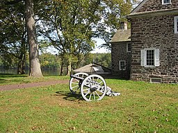 Washingtons Crossing Park Cannon.JPG
