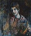 Wassily Kandinsky - Porträt Nina Kandinsky (1917).jpg
