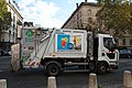 Waste management in Paris, Place Saint-Sulpice, 2012.jpg