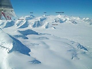 range in Greenland