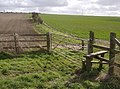 Wayfarer's Walk on Stubbington Down - geograph.org.uk - 361158.jpg