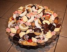 Traditionelle Weihnachtskekse österreich.Plätzchen Wikipedia