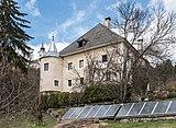 Wernberg Sternberg Sternberger Weg 40 ehem Pfarrhof SO-Ansicht 19032017 6722.jpg