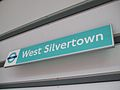West Silvertown stn signage.JPG