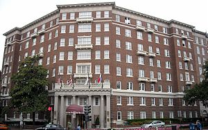 The Fairfax at Embassy Row - The Fairfax at Embassy Row Exterior