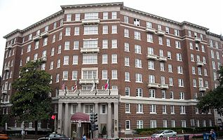The Fairfax at Embassy Row