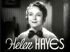 Helen Hayes w filmie What Every Woman Knows (1934)