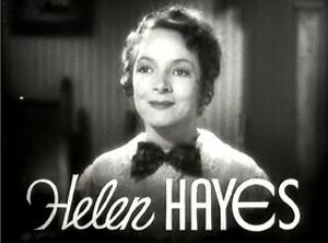 Helen Hayes - In the film What Every Woman Knows (1934)