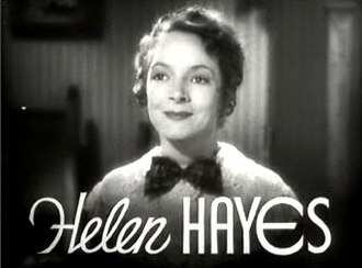 Gregory La Cava - Helen Hayes in La Cava's film What Every Woman Knows (1934)