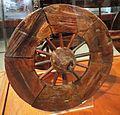 Wheel of wagon IMG 1241 osebergfunnet.JPG