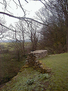 Stanwick Iron Age Fortifications hillfort in North Yorkshire