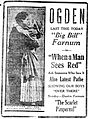 Whenamanseesred 1917 newspaperad.jpg