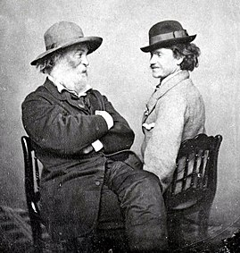 Whitman, Walt (1819-1892) and Doyle.JPG