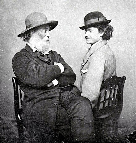 """walt whitman spirituality vs sexuality Walt whitman never publicly addressed his sexual orientation in his poems, essays or lectures he lived from 1819 to 1892, a time when """"gay"""" meant little more than """"happy""""."""